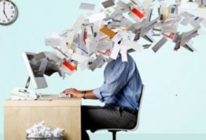 Werkdruk, stress, haast en overload